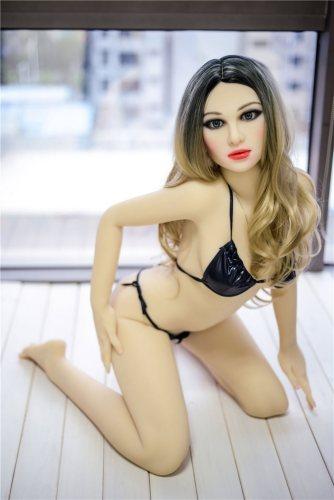Dorothy Cheap Irontech Real Dolls 155cm European Love Doll Girl