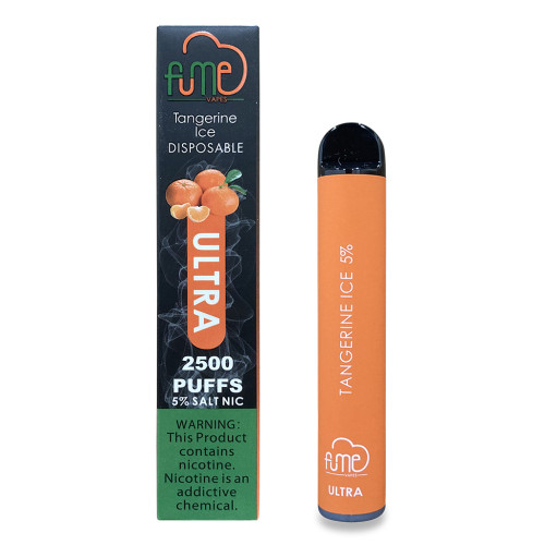 Fume Ultra Tangerine Ice