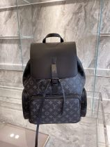 LV Hot Spring Backpack  Vintage Classic  30*42