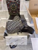 Dior Men's Saddle Crossbody Bags/Breast Bags