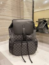LV Hot Spring Backpack checkerboard 30*42