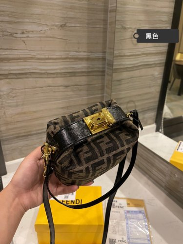 Fendi Fendi is a bento 🍱 lunch box bag