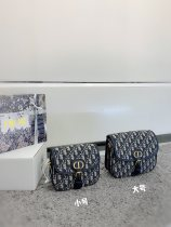 Dior Bobby Vintage Retro style  large 23*17 small 20*14