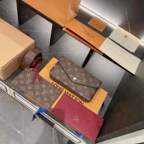 Louis vuitton classic three-piece oblique bag