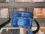 Louis Vuitton's new men's messenger bag