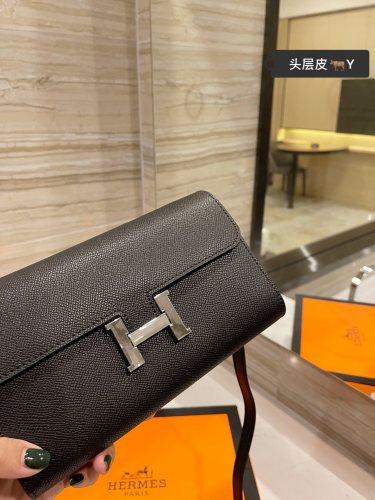 Hermes Kelly wallet 22*12
