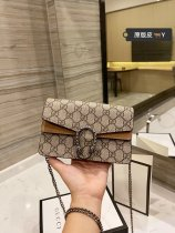 Gucci Upgraded classic Dionysus pack 18cm