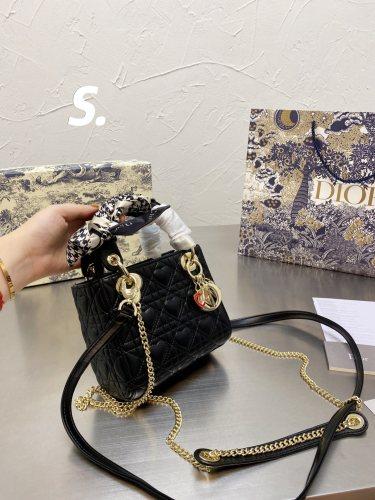 Full package Dior/ Dior princess bag