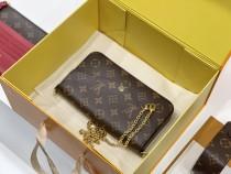 Copy Louis vuitton classic three-piece oblique bag