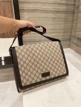 Gucci man bag - for men who prefer simplicity