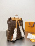 Louis Vuitton Apollo backpack for men/Perfect gift for your date