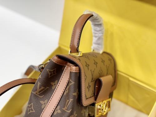 Lv Daphne backpack