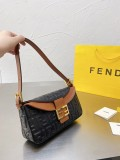 F Home ancient Baguette [Fendi] new cowhide this style is medieval style is very soft and stylish