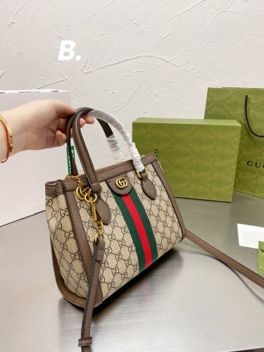 Gucci Ophidia messenger Bag's latest collection,