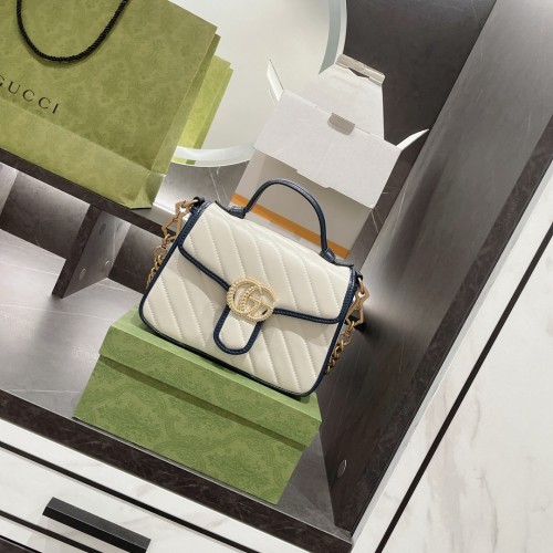Gucci Messenger Bag Upgrade Edition super exquisite craftsmanship see details