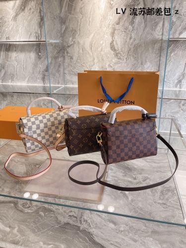 Louis Vuitton CROISETTE Tassel messenger bag