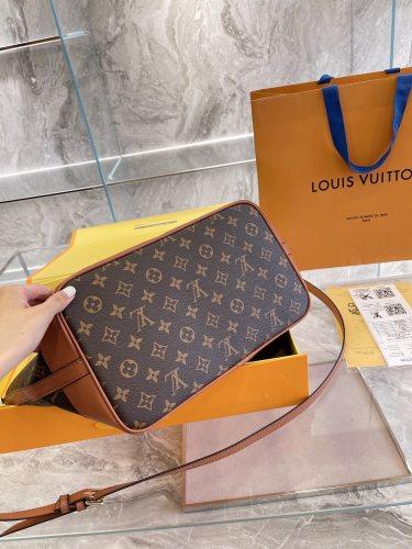 Lv middle large bag cross-body bag
