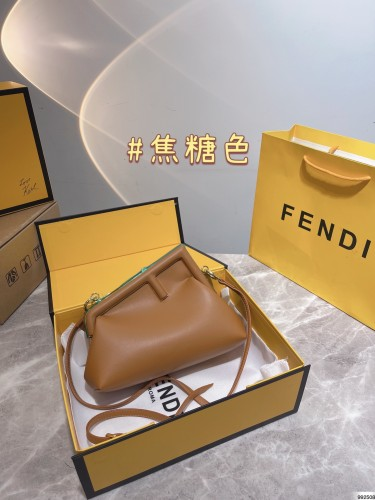 Fendi First Bag grows on my aesthetic