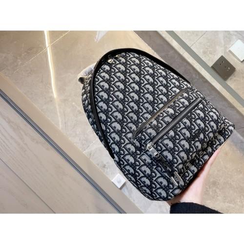 Dior backpack high version