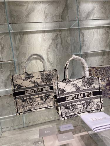 Dior Dior Tote Tote bags | shopping bag | constellation design embroidery