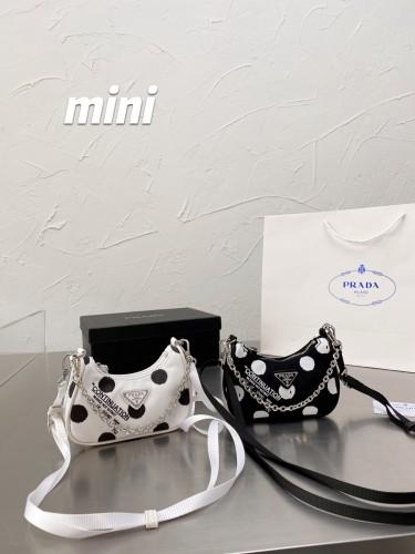 Prada's new Mini Hobo is so cute