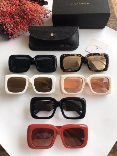 Wholesale Copy 2020 Spring New Arrivals for Linda Farrow Sunglasses LFL99 Online SLF003