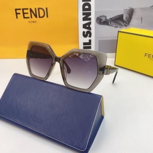 Sunglasses Hexagon FF0482 SF141