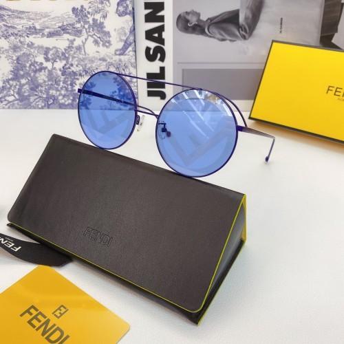 Sunglasses Round FF0285 SF140