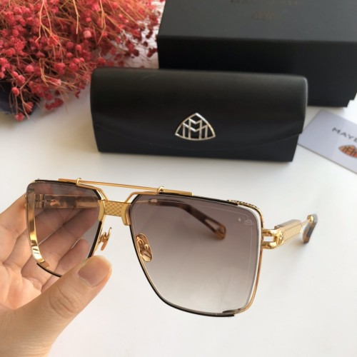Wholesale Replica 2020 Spring New Arrivals for MAYBACH Sunglasses THEDAWN Online SMA007