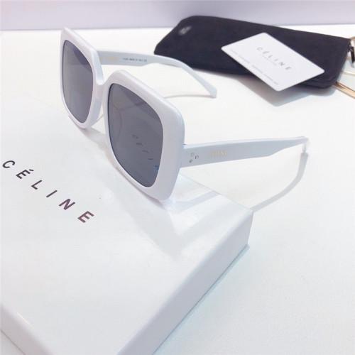 Replica CELINE Sunglasses 40096 Glass CLE063