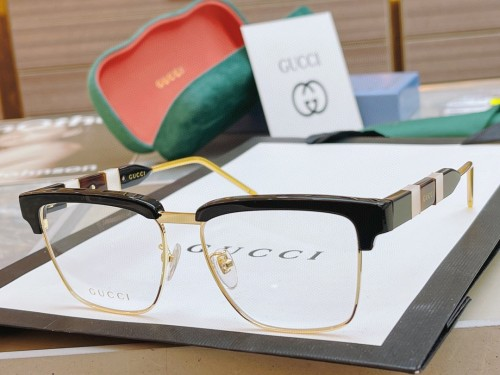 Wholesale Replica 2020 Spring New Arrivals for GUCCI Eyeglasses GG0603S Online FG1246