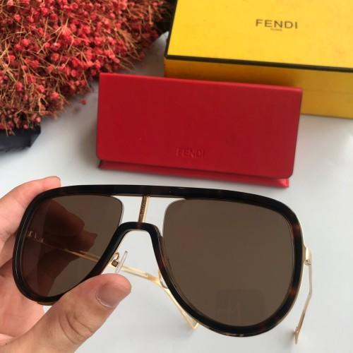 Wholesale Fake FENDI Sunglasses FOG5337 Online SF095