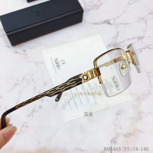 MONT BLANC Glass MB465 Eyeware Optical Frames FM368