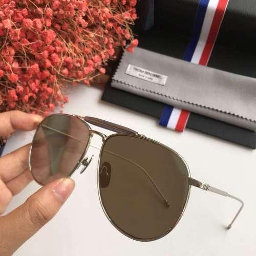 Wholesale Copy THOM BROWNE Sunglasses TB-015 Online STB033