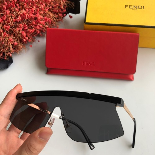Wholesale Replica FENDI Sunglasses FF0386 Online SF094