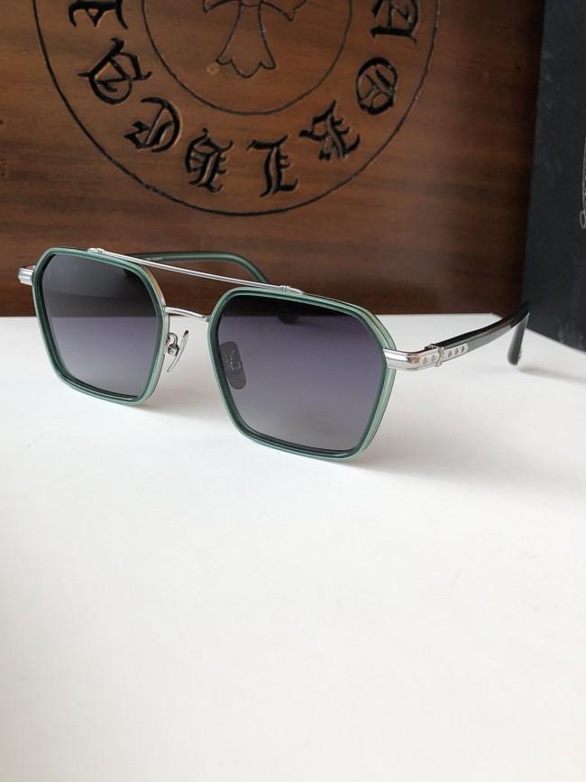 Chrome Hearts Sunglasses Titanium Metal CH5525 SCE185