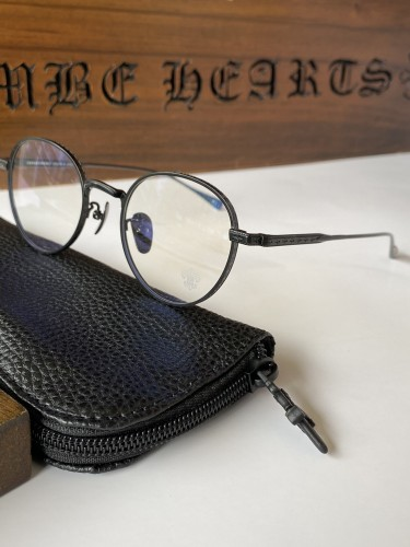 Replica Chrome Hearts Eyeglass Frame CH8004 FCE236 Optical Eyeware