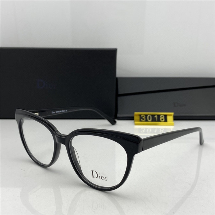 DIOR Eyeglasses Optical Frame 3018 Eyewear FC681