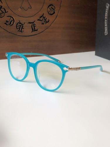 Replica Chrome Hearts Eyeglass Frame BLUEBERRY FCE235 Optical Eyeware