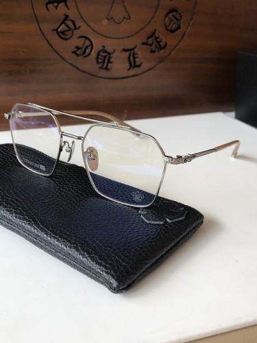 Chrome Hearts eyeglass optical frame Titanium Metal CH8041 FCE248