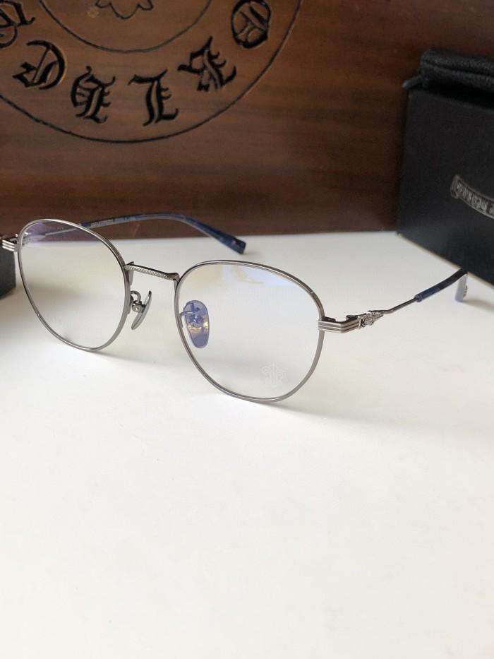 Chrome Hearts eyeglass optical frame Titanium Metal CH8037 FCE246