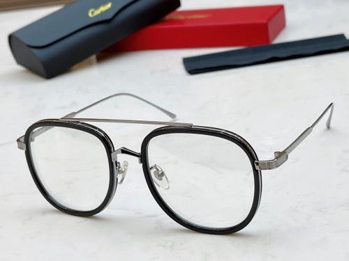 Cartier Eyeglass Optical Frames CT0251S FCA338