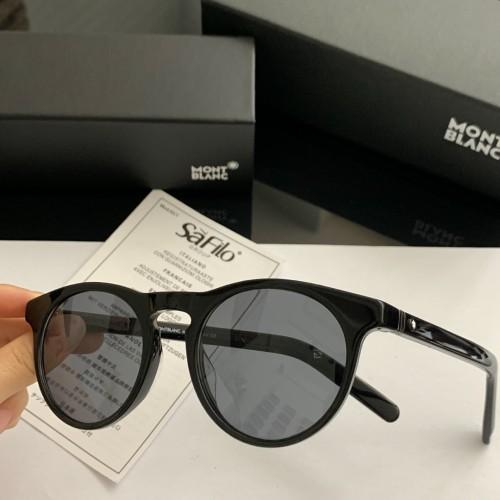 Wholesale Copy MONT BLANC Sunglasses Online SMB009