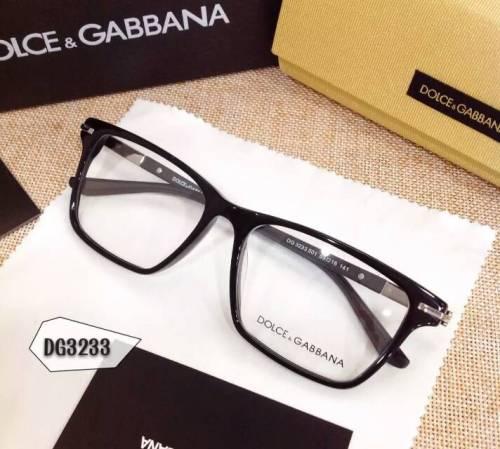 Dolce&Gabbana eyeglasses acetate glasses optical frames imitation spectacle FD324
