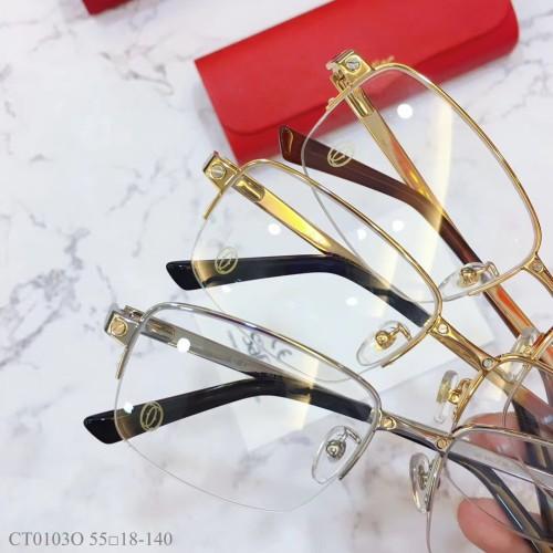 Replica Cartier Eyeglass Optical Frames CT01030 FCA319
