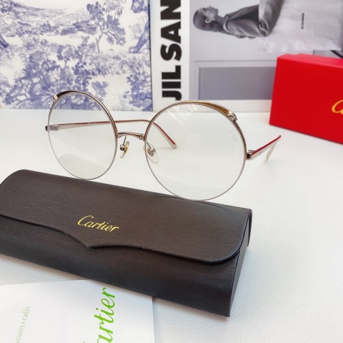 Cartier Eyeware Optical Frame CT0149S FCA303