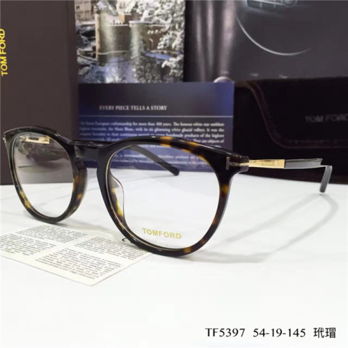 Best cheap  TOM FORD eyeglasses TF5397 Spectacle frames fashion FTF259