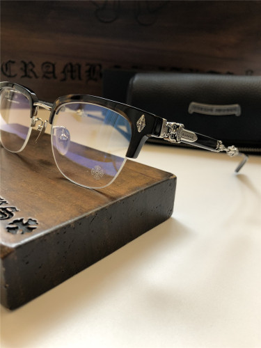 Chrome Hearts Eyeglass Frame EVAGILIST FCE210