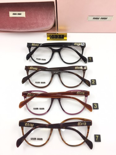 Wholesale Fake MIU MIU Eyeglasses 0531 Online FMI157