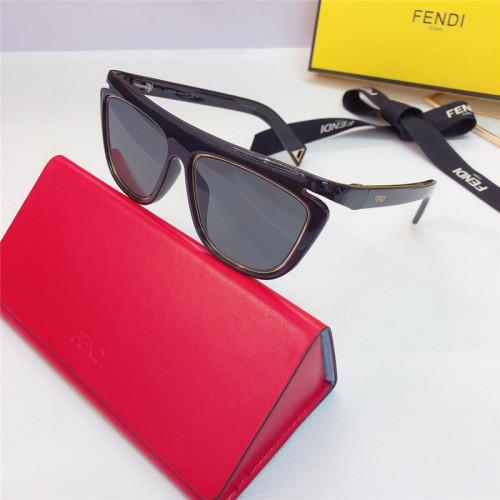 FENDI Sunglasses for Women FF0384 Sunglass Brands SF136